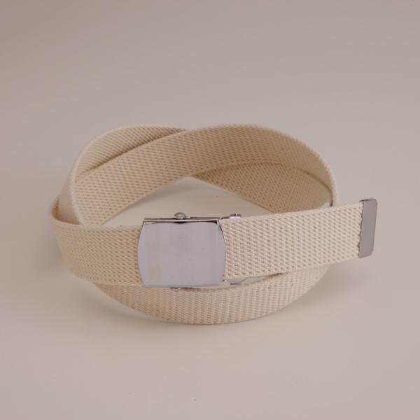 キッズサイズ XSサイズ ガチャベルト GIベルト 32ミリ メンズ ベルト 布ベルト くすみにくい クロームメッキ  選べる ナイロン 綿 おしゃれ 定番 フルサイズ展開|beltokuda|24