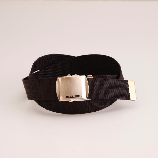 2Lサイズ ベルト メンズ ガチャベルト GIベルト 32ミリ ナイロンベルト 作業用ベルト 作業 ワークベルト 平織り BIGLINE  布ベルト 140cm 日本製 送料無料|beltokuda|10