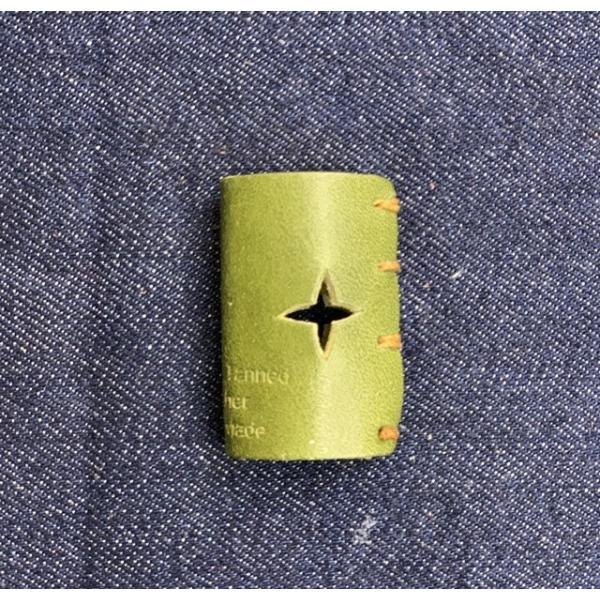 栃木レザー 革リング 非接触 タッチレス 本革指輪 レザーリング ボタン触らない 本革リング ボタン 二次接触防止 おすすめ 自社生産|beltokuda|11