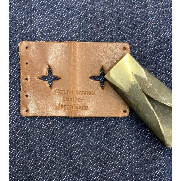 栃木レザー 革リング 非接触 タッチレス 本革指輪 レザーリング ボタン触らない 本革リング ボタン 二次接触防止 おすすめ 自社生産|beltokuda|12
