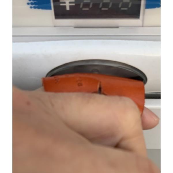 栃木レザー 革リング 非接触 タッチレス 本革指輪 レザーリング ボタン触らない 本革リング ボタン 二次接触防止 おすすめ 自社生産|beltokuda|17