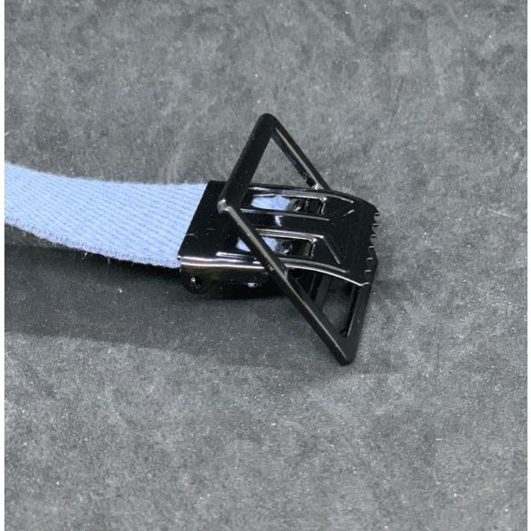 Lサイズ ガチャベルト 32ミリ ウェブベルト GI 米軍 オープンフェイスバックル デニムにハマる 軍モノ US ARMY M-41 復刻 ベルト メンズ 120センチ|beltokuda|11