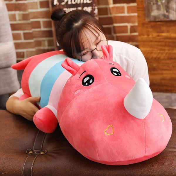ぬいぐるみ 鰐 わに 河馬 かな サイ 抱き枕 クッション 大きい バレンタイン 彼女 誕生日ギフト 140cm beluhappines 03