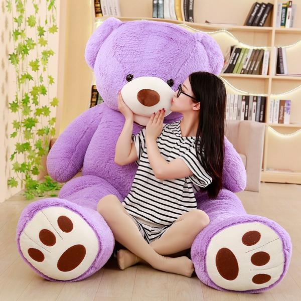 ぬいぐるみ くま テディベア 大きい コストコ 抱き枕 クッション かわいい 誕生日プレゼント  130cm|beluhappines|10