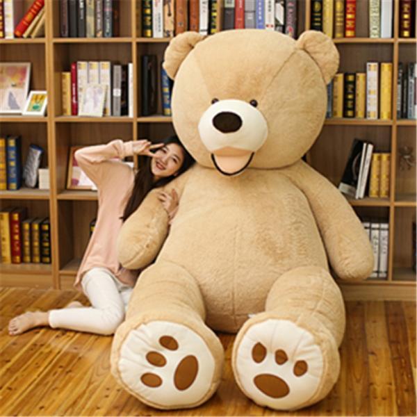 クマ ぬいぐるみ  熊 コストコ テディベア クリスマス 誕生日 プレゼント 彼女 抱き枕 可愛い 160cm|beluhappines|12