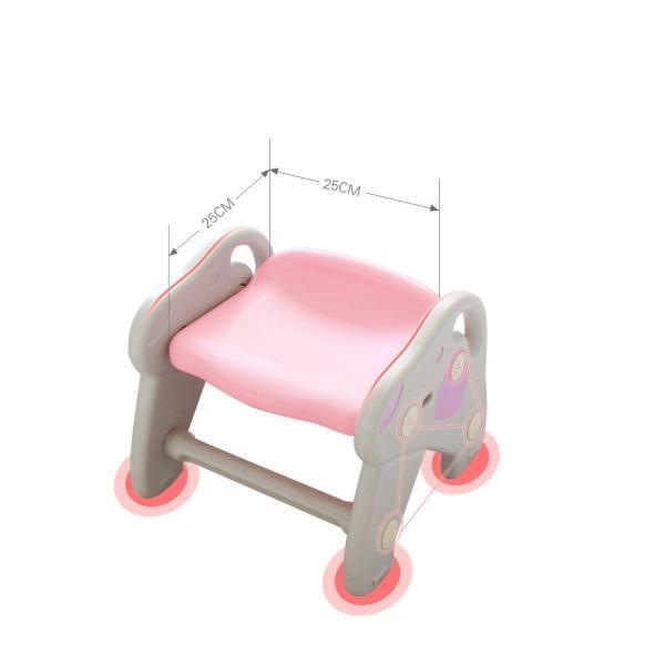 滑り台 室内 折りたたみ おしゃれ 乗れる 揺れる 椅子 スツール 子供 キッズ 幼児 男 女 誕生日ギフト beluhappines 03