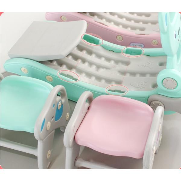 滑り台 室内 折りたたみ おしゃれ 乗れる 揺れる 椅子 スツール 子供 キッズ 幼児 男 女 誕生日ギフト beluhappines 10