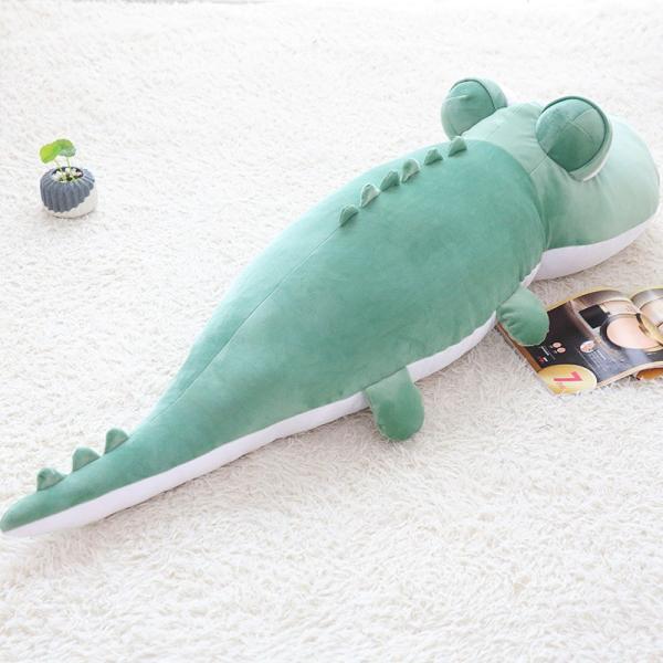 ぬいぐるみ 鰐 わに かわいい おもちゃ ふわふわ インテリア雑貨 お祝い 景品 80cm|beluhappines|18