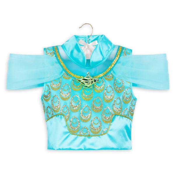 ディズニー Disney US公式 アラジン ジャスミン プリンセス コスチューム 衣装 ドレス 服 コスプレ ハロウィン ハロウィーン 服 コスプ|bemagical|02