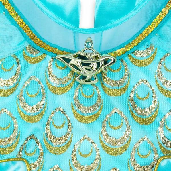ディズニー Disney US公式 アラジン ジャスミン プリンセス コスチューム 衣装 ドレス 服 コスプレ ハロウィン ハロウィーン 服 コスプ|bemagical|06