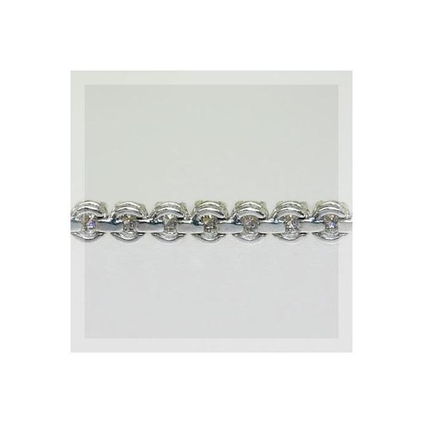 品格ある輝き 1.00ct ダイヤモンド ブレスレット