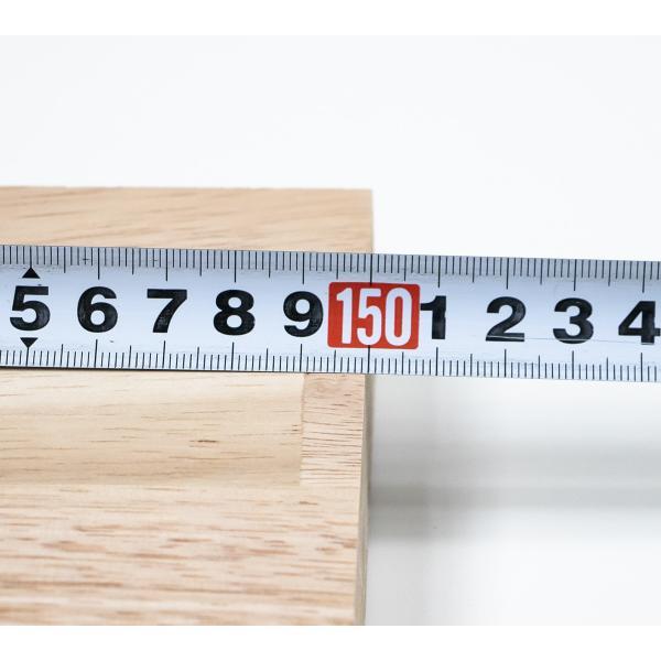 川島材木店 木製カウンターテーブル ゴムの木 150x30x2.5~3cm DIY リフォーム リノベーション テーブルDIY 机修理DIY 自作木工 木工芸 木の家具DIY|beniyamokuzaicom|04