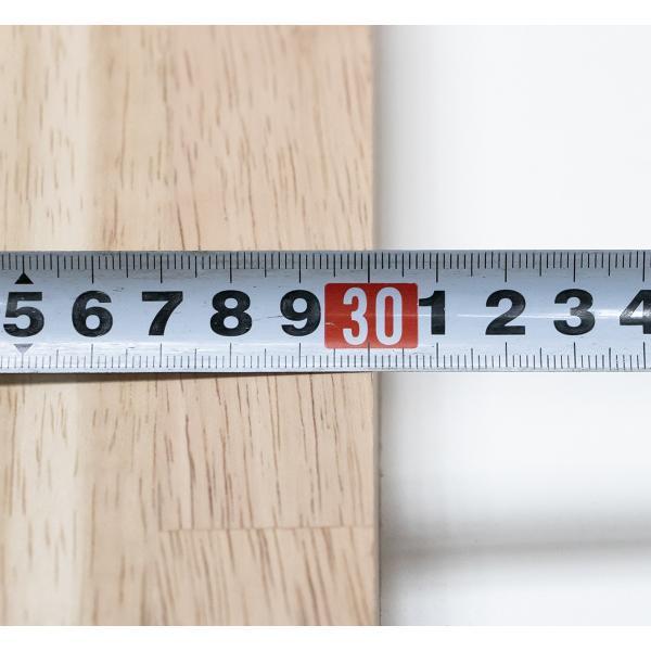 川島材木店 木製カウンターテーブル ゴムの木 150x30x2.5~3cm DIY リフォーム リノベーション テーブルDIY 机修理DIY 自作木工 木工芸 木の家具DIY|beniyamokuzaicom|05
