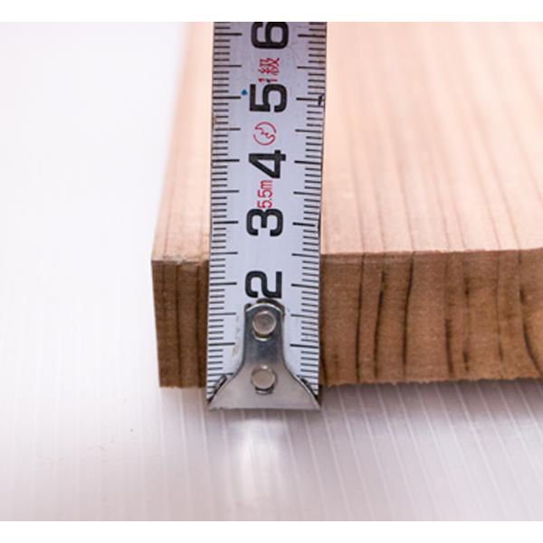 国産杉 幅広板 24x2.4x182cm 棚板 2cm厚 240x24x1820mm 24mm厚 すぎ スギ 杉板 木材 角材 材木 無垢材 DIY DIY 日曜大工 無垢材 板材 家具 木工 天然木 beniyamokuzaicom 06