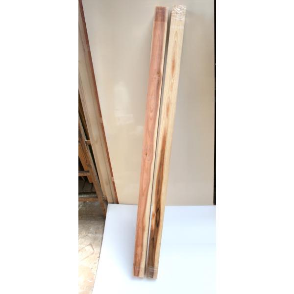 国産杉 三分板(木材 板材)1.82mx9cmx0.9cm 10枚入(約1.65平米分)節有 天然 無垢の杉を激安販売!|beniyamokuzaicom|02