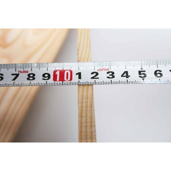 国産杉 三分板(木材 板材)1.82mx9cmx0.9cm 10枚入(約1.65平米分)節有 天然 無垢の杉を激安販売!|beniyamokuzaicom|05