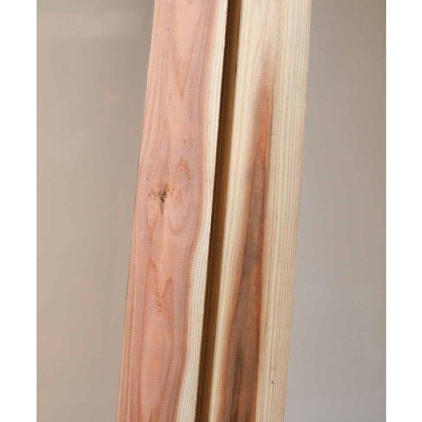 国産杉 三分板(木材 板材)1.82mx9cmx0.9cm 10枚入(約1.65平米分)節有 天然 無垢の杉を激安販売!|beniyamokuzaicom|06