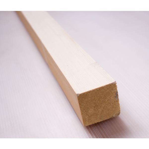栂角材 4.5cmx4.5cmx150cm 45mmx45mmx1500mm 4.5x4.5 木材 角材 材木 DIY DIY 無垢材 板材 天然木 つが ツガ 栂 45角 45mm角 4.5cm角|beniyamokuzaicom