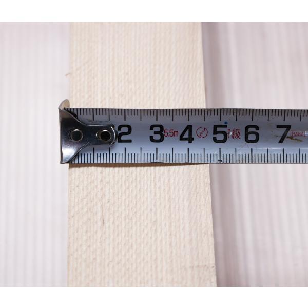 栂角材 4.5cmx4.5cmx150cm 45mmx45mmx1500mm 4.5x4.5 木材 角材 材木 DIY DIY 無垢材 板材 天然木 つが ツガ 栂 45角 45mm角 4.5cm角|beniyamokuzaicom|04