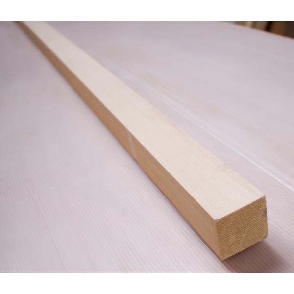 栂角材 4.5cmx4.5cmx199cm 45mmx45mmx1990mm 4.5x4.5 木材 角材 材木 DIY DIY 無垢材 板材 天然木 つが ツガ 栂 45角 45mm角 4.5cm角|beniyamokuzaicom|03