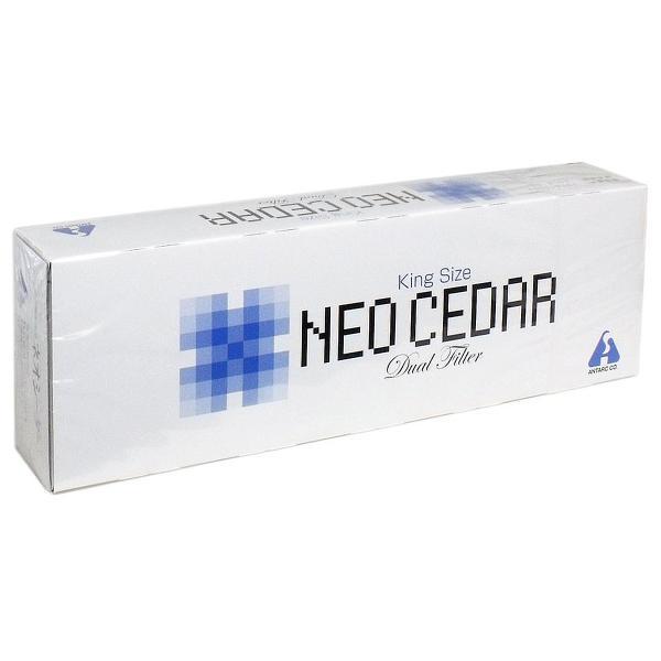 第(2)類医薬品 ネオシーダーキングサイズ20本×10箱セット(1カートン)