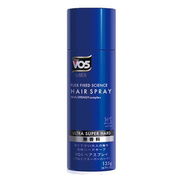 VO5forMENヘアスプレイウルトラスーパーハード無香料(135g)