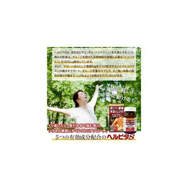 【第3類医薬品】ヘルビタS 180錠 ※セルフメディケーション税制対象商品 あすつく対応 送料無料|benkyoudou|07