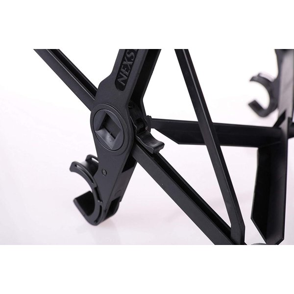 ノートパソコンスタンド ラップトップスタンド 折り畳み式 PCスタンド コンパクト 軽量 頑丈 持ち運び便利 8段階調整可能 肩こり 腰痛対 benriithiban 10