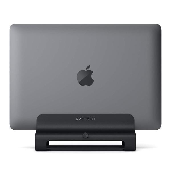 Satechi ユニバーサル バーティカル アルミニウム ラップトップスタンド (MacBook, MacBook Pro, Dell XP|benriithiban|02