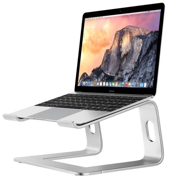ラップトップ スタンド - ATiC アルミニウム合金製 取り外し可能 ノートパソコン ノート PC スタンド Macbook Pro/Ai benriithiban 03