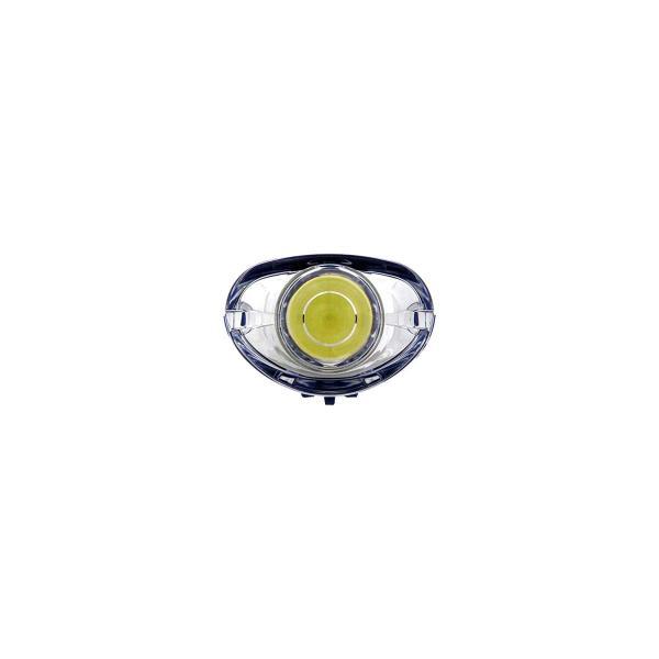 キャットアイ(CAT EYE) LEDヘッドライト HL-EL140 JIS前照灯規格適合品 リフレックスブルー|benriithiban