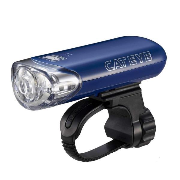 キャットアイ(CAT EYE) ヘッドライト HL-EL140 ブルー JIS前照灯規格適合品|benriithiban