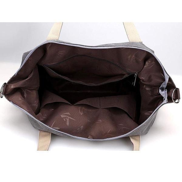 (クボ)kubo マザーズバッグ ママバッグ キャンバストート バッグ キャンバス マザーバッグ ショルダーバッグ トートバッグ レディース