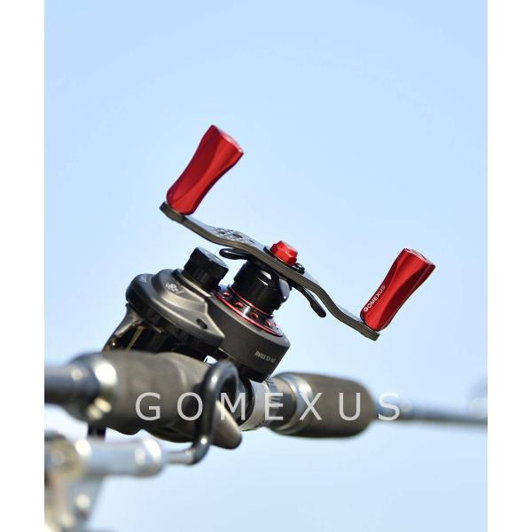 ゴメクサス (Gomexus) リール ハンドルノブ シマノ (Shimano) TypeA ダイワ (Daiwa) Type S 17 ス