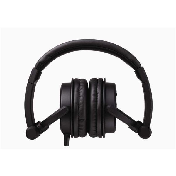 DENON DN-HP500EM 密閉型オーバーヘッドヘッドホン DJ用 ブラック