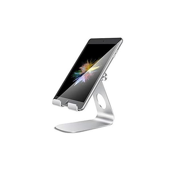 タブレット スタンド ホルダー 角度調整可能, Lomicall ipad スタンド : 充電アイパッドスタンド, ホルダー 対応 タブレッ|benriithiban|05