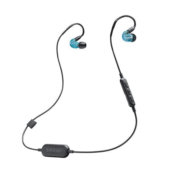 SHURE ワイヤレスイヤホン BT1シリーズ SE215 Special Edition Bluetooth カナル型 高遮音性 トランス