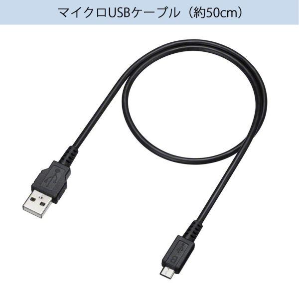 ソニー SONY ワイヤレスイヤホン WI-C300 : Bluetooth対応 最大8時間連続再生 マイク付き 2018年モデル ブラック|benriithiban|09