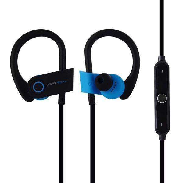 Power Wireless Bluetoothイヤホン スポーツ用 ワイヤレス イヤホン 防水防汗 高音質 マイク付き 小さくて精巧 専用|benriithiban|03