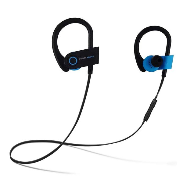 Power Wireless Bluetoothイヤホン スポーツ用 ワイヤレス イヤホン 防水防汗 高音質 マイク付き 小さくて精巧 専用|benriithiban|08