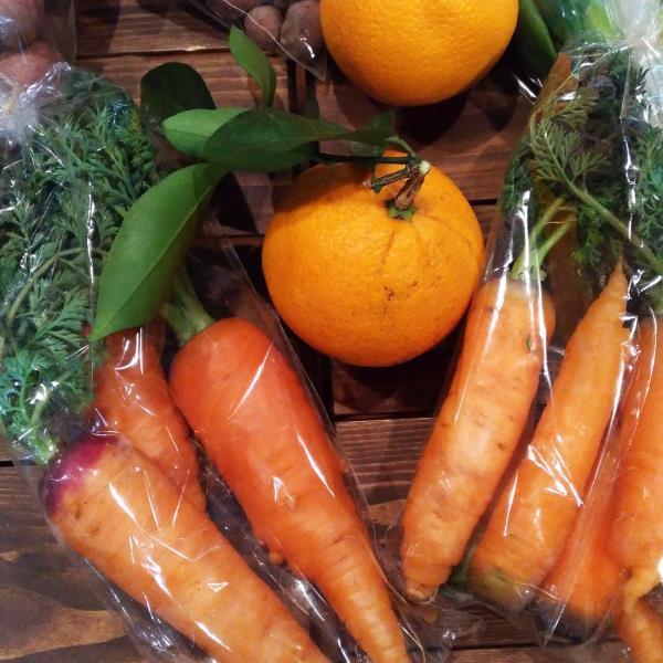 九州産 有機野菜「農園てとて」さんの季節の有機野菜おまかせセット|beorganicmarket|02