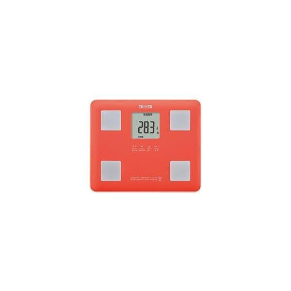 タニタBC-760-PK(コーラルピンク)体組成計