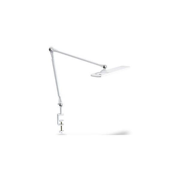 ジェントス DK-S90CWH(ホワイト) Lumixuxシリーズ LEDスタンドライト