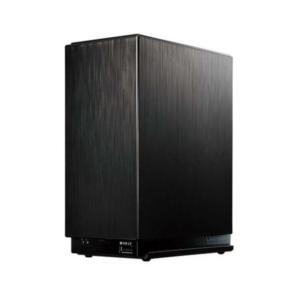 IODATA HDL2-AAX2 デュアルコアCPU搭載 ネットワーク接続ハードディスク 2TB 2ベイ