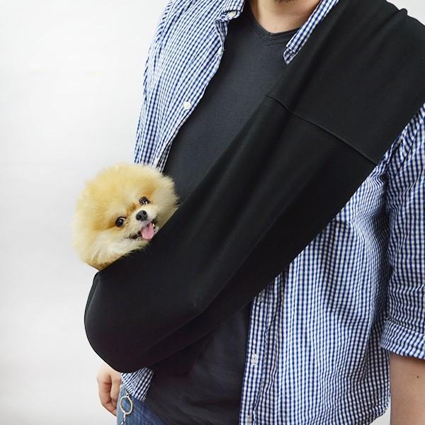 デイリーコンパクトスリング / 犬 スリング バッグ抱っこ 綿 コットン100% best-friends 08