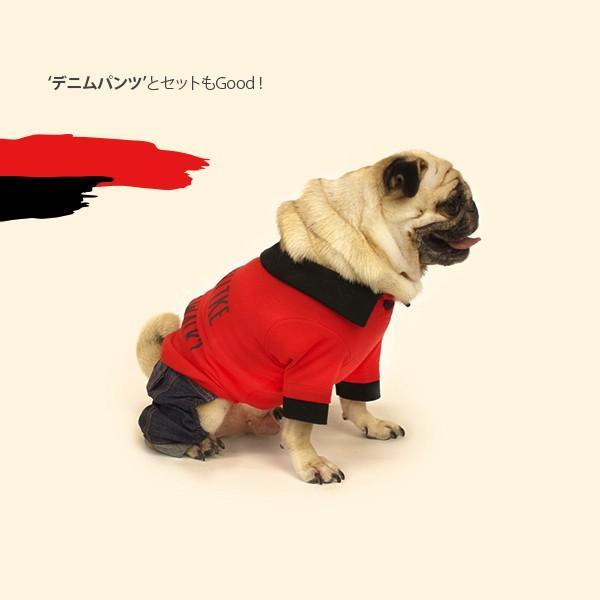 エンボスプリント ツートン ポロシャツ     S,SM,M,L,XL,XXL 犬 服 犬の服 ドッグウェア ポロ ポロT ポロシャツ Tシャツ 綿100%|best-friends|05