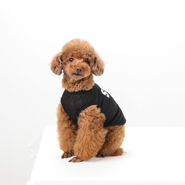 STAFF クールメッシュタンク   犬服 犬の服 ドッグウェア夏 タンクトップ ノースリーブ スタッフ  クール メッシュ|best-friends|07