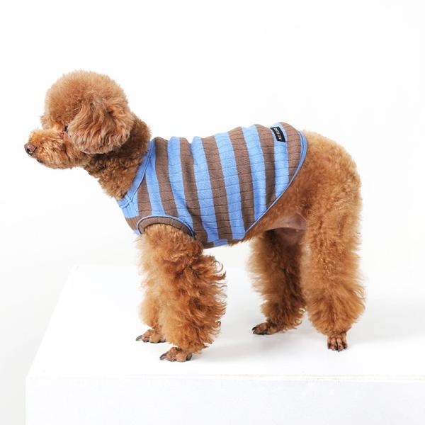 BF ボーダータンク   ,XXL犬服 犬の服 ドッグウェア夏 タンクトップ ノースリーブ スタッフ  綿 コットン 100%|best-friends|04