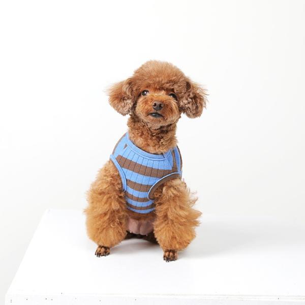 BF ボーダータンク   ,XXL犬服 犬の服 ドッグウェア夏 タンクトップ ノースリーブ スタッフ  綿 コットン 100%|best-friends|06