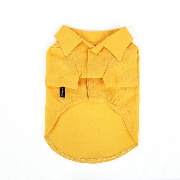 シアサッカー アロハシャツ      犬 服 夏 クール 犬の服 ドッグウェア シャツ おしゃれ スナップボタン|best-friends|11